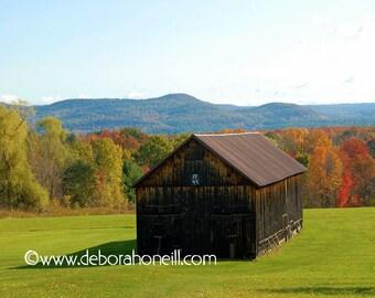 """Barn Photography """"Barn Shadows"""""""