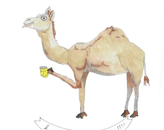 Hump day cards etsy hump day camel m4hsunfo
