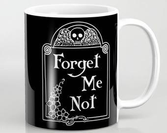 Forget Me Not 11oz Mug
