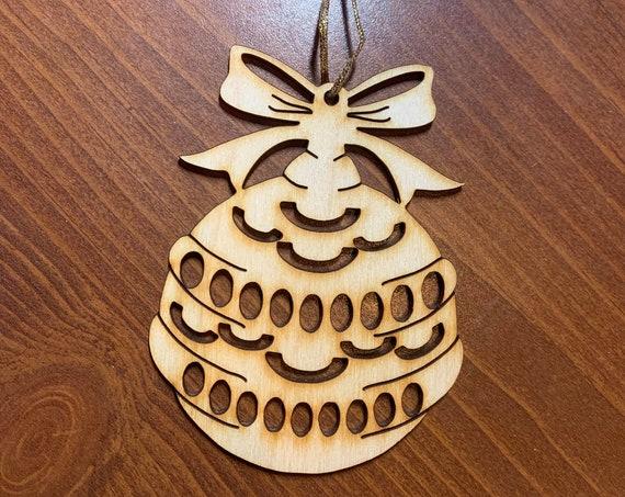 DIY Paint Your Own Ornament