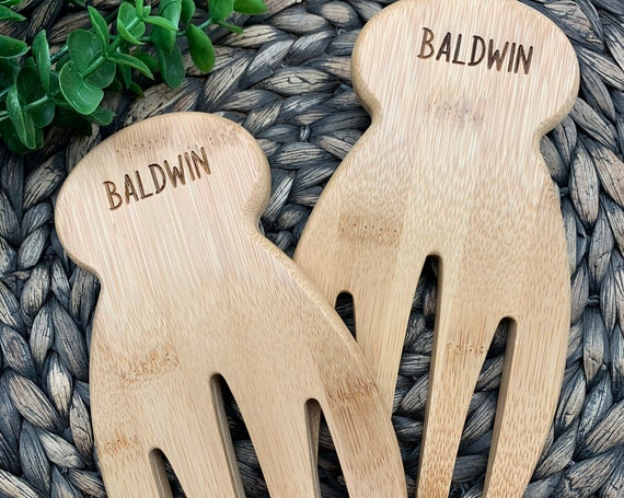 Personalized Salad Hands