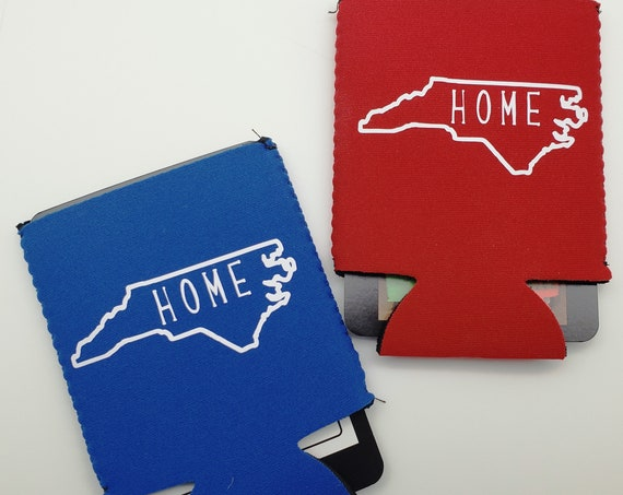 State Love Can Cooler - Any State - Show the Love for Your Home State
