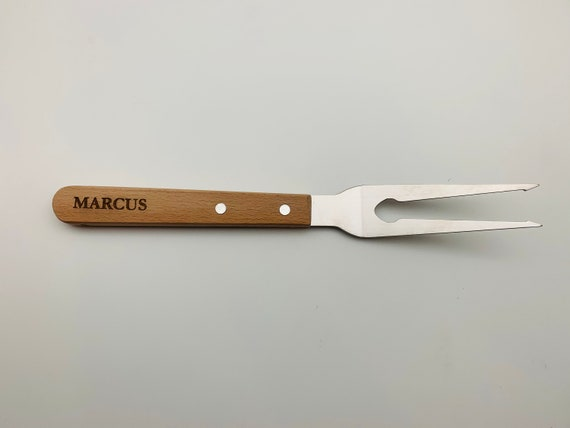 Personalized BBQ Fork