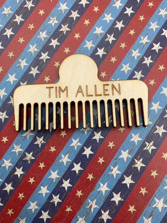 Personalized Beard Comb - Wood Comb - No Shave November - Groomsman Gift - Bearded Man - Mustache Comb - Engraved Comb - Monogrammed Comb