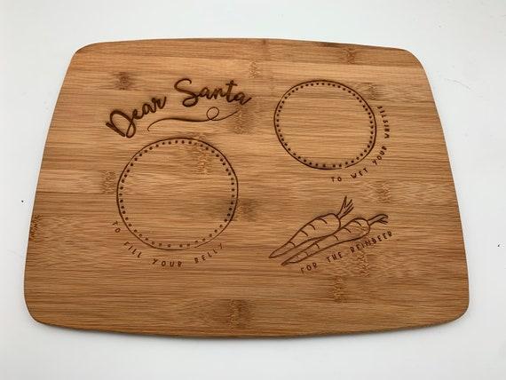 Santa's Treat Board, Santa's Treat Tray
