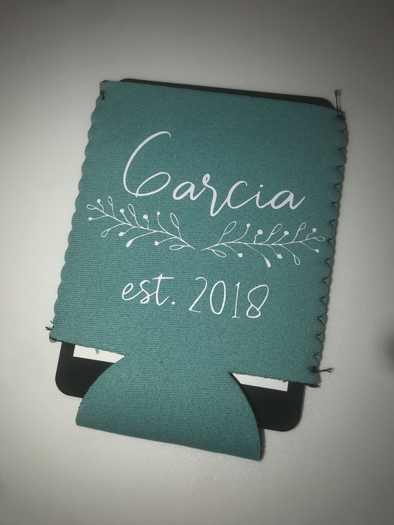 Bulk Wedding Pack - Custom Can Cooler - Get whatever design you want! We can do almost anything for you!