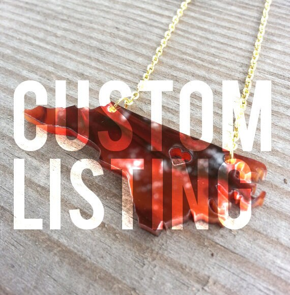 Custom listing for Rosaash3