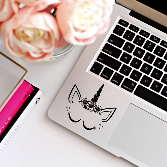 Unicorn Vinyl Decal - Perfect for your car, tumber, waterbottle, laptop, tablet, notebook and more!