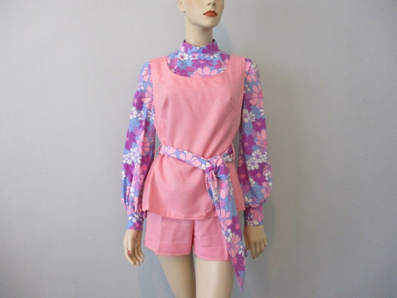 VOGUE Couturier Design Mod Set Vintage 1960s Vest
