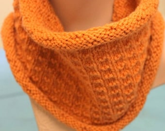 Knitted Cowl Cheralyn Pattern