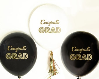 Graduation Party Decorations | Graduation Party Ideas | Graduation Party Decoration 2018 | Grad Party | Class of 2018 | Graduation Balloons