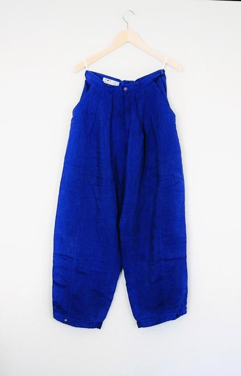 80s Vintage Pants-GIRBAUD