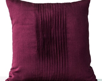 Purple Throw Pillow Cover 4aaf074e8c