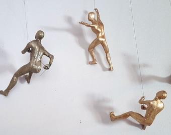 Modern  Climbers - 3D Wall Art