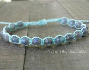 Macrame Stone Bracelets