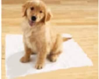 Doggie Pee Pads  4 pack