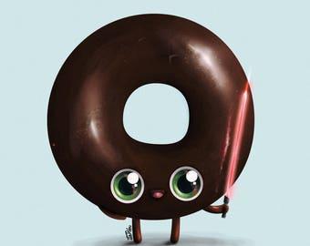 Donut DarthVader
