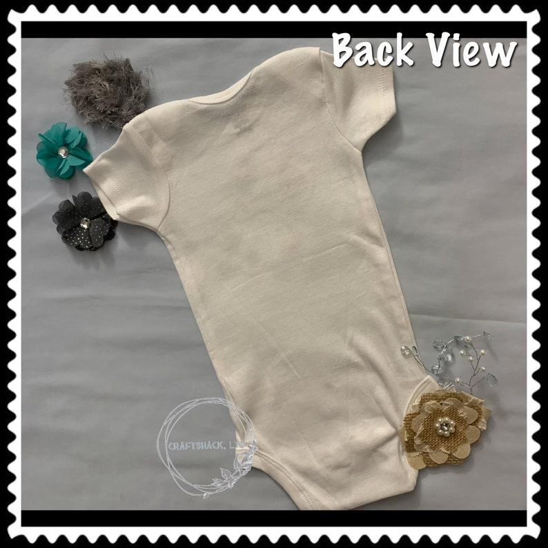 Baby Jack Skellington Inspired Infant Onesie