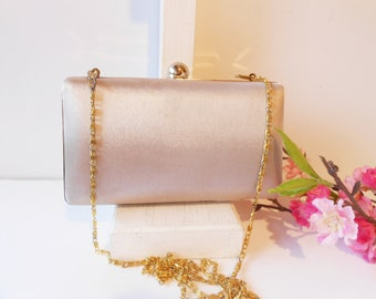 Vintage Taupe Evening Bag bb75c632f02a8