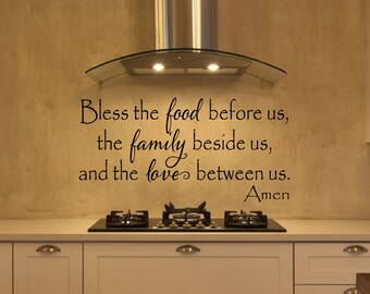 Kitchen Quotes Etsy