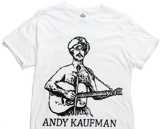 Andy Kaufman T-shirt