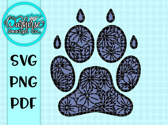 Dog Paw Svg Dog Svgs Dog Mom Svgs Puppy Svgs Svg Files Etsy