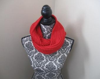 Womens Crochet Scarf / Blanket Scarf / Womens Crocher Infinity Scarf / Winter Crochet Scarf / Crochet Scarf