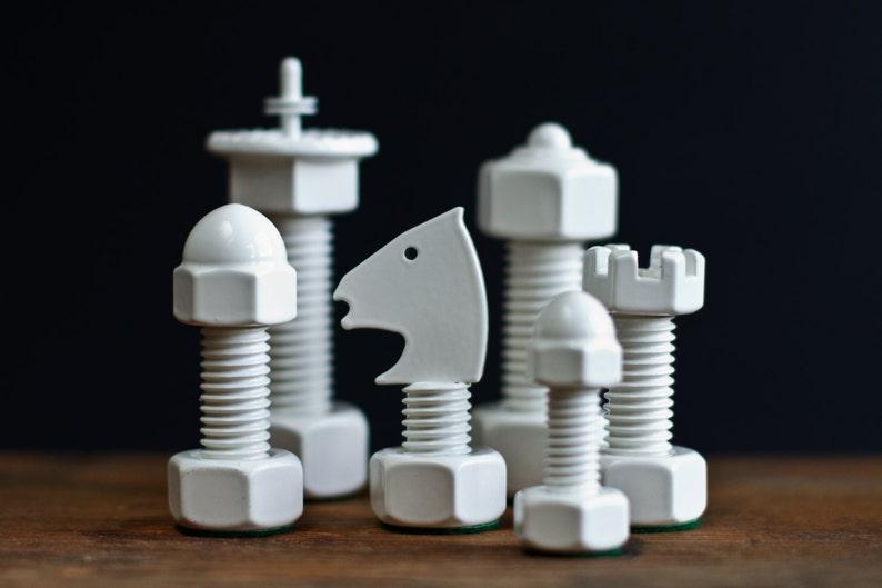 Classic Tool Chess Set image 0