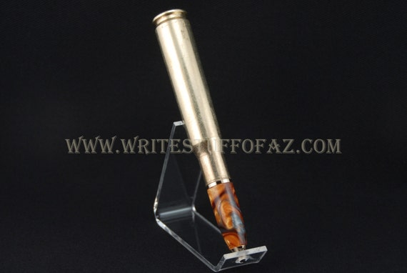 50 Caliber BMG Cartridge Bullet Pen