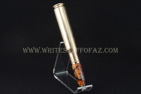 50 Caliber BMG Cartridge Bullet Pen