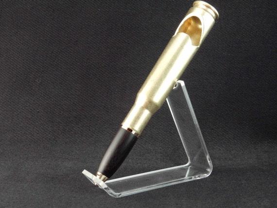 50 Caliber BMG Cartridge Bullet Pen, Bottle Opener (Optional)