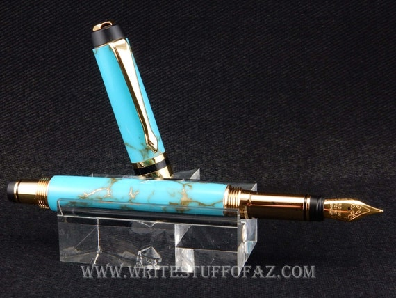 Parker Duofold-Inspired Classic Fountain Pen, 1920s Style