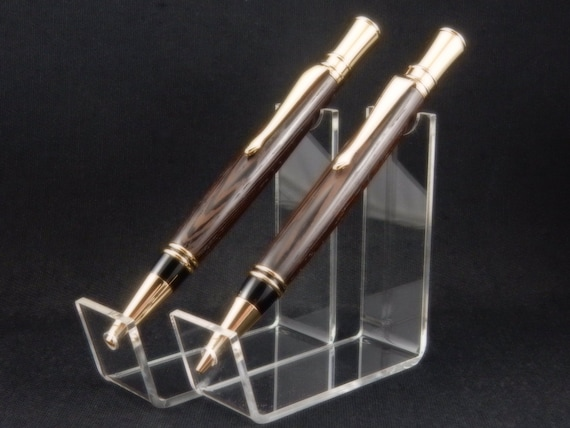 Parker Duofold Inspired Pen and/or Pencil Set in Wenge