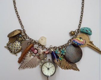 One Of A Kind Treasure Necklace