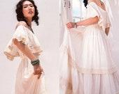 Bohemian Wedding Dress, Off the Shoulder maxi dress,Plus size maxi dress Beach Maxi Dress Long summer maxi dress,Gown Dress,Maternity dress.