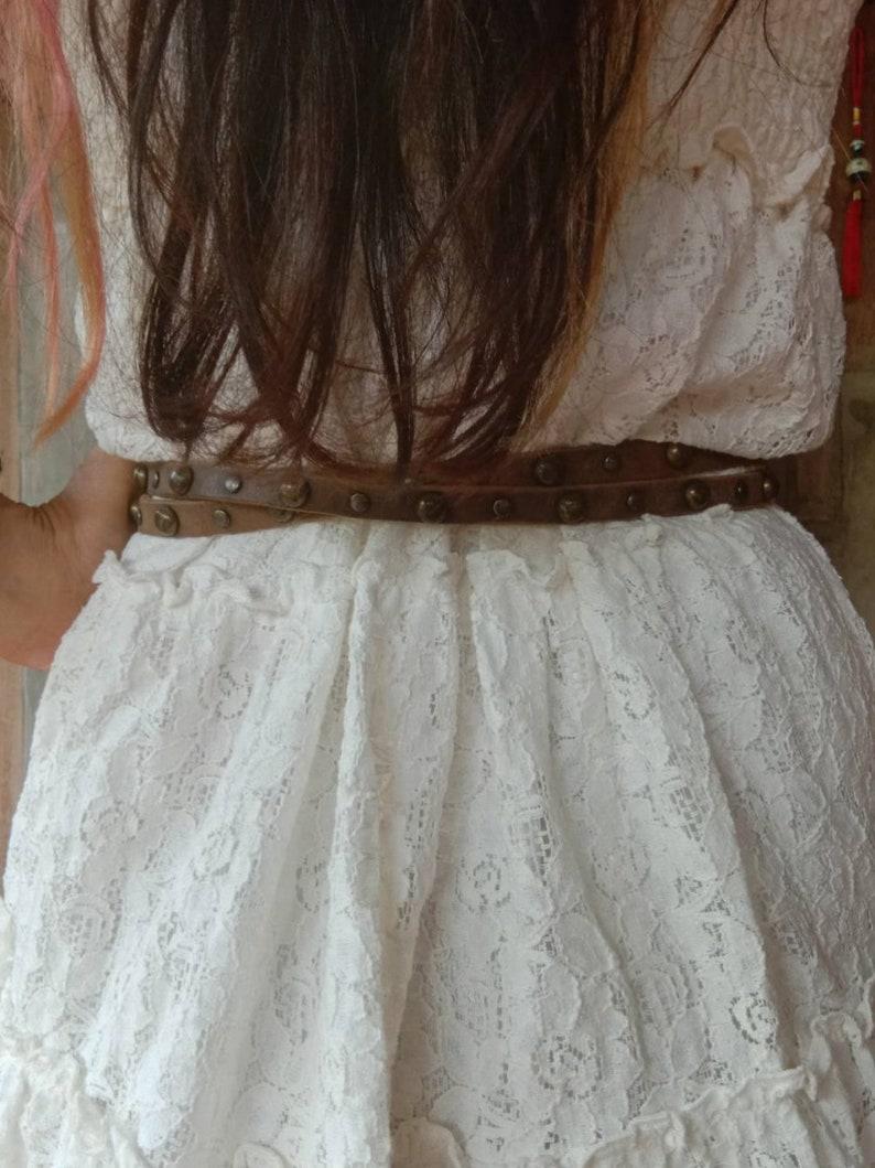 Vintage Lace Mini DressDolly Style Lace dressSummer cotton Mini dressBohemian Lace dressBoho lace dressBeach lace dressSmocked Dress.