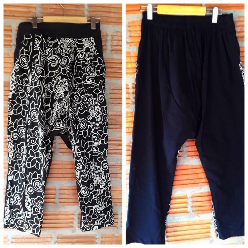 956cdf3a1d7844 Comfortable and Funky Yoga Pants/Harem Pants/ Aladdin Pants/ | Etsy