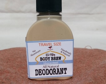 Natural Deodorants and Personal Products by ZirYabsBodyBrew