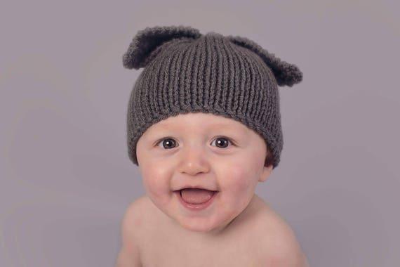 813c8708f91 Bunny rabbit kids hats unisex boy girl PICK SIZE 2 3 4 5 6 7 8