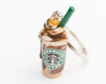 Starbucks Coffee: Keychain, Keychain de café, Buenos días, Chocolate caliente