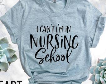 nurse shirts etsy