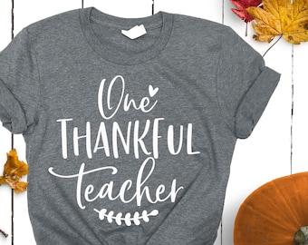 Fall Teacher Shirt Etsy
