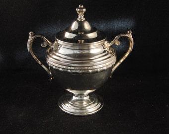 Vintage sugar bowl  by Rogers