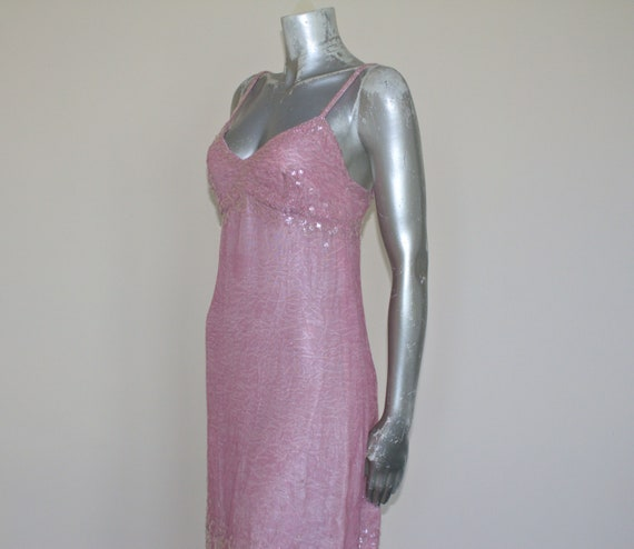 CHANEL PINK PARTY Dress, Chanel Pink Crushed Velve