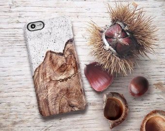Boyfriend Gift, iPhone 8 Case iPhone 7 Case Wood Gift for Him Samsung Galaxy S6 Case Tech Gifts Under 30 iPhone SE Case – Not Real Wood