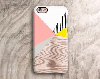 iPhone 8 Case iPhone 7 Case Wood Gift for Her Wood Samsung Galaxy S6 Case Tech Gifts iPhone SE Case – Not Real Wood