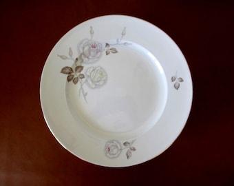Four Johann Haviland Sweetheart Rose Dinner Plates, Bavaria Germany, More Available