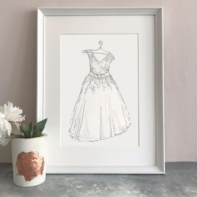 Wedding Dresses Artwork