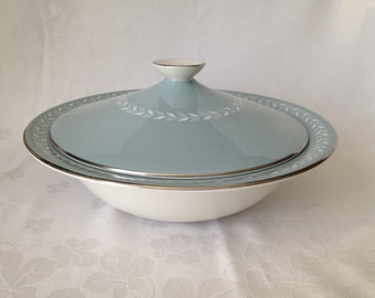 Royal Doulton Aegean vegetable tureen with lid TC1015