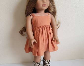 Sienna Sundress for 18 inch dolls by The Glam Doll